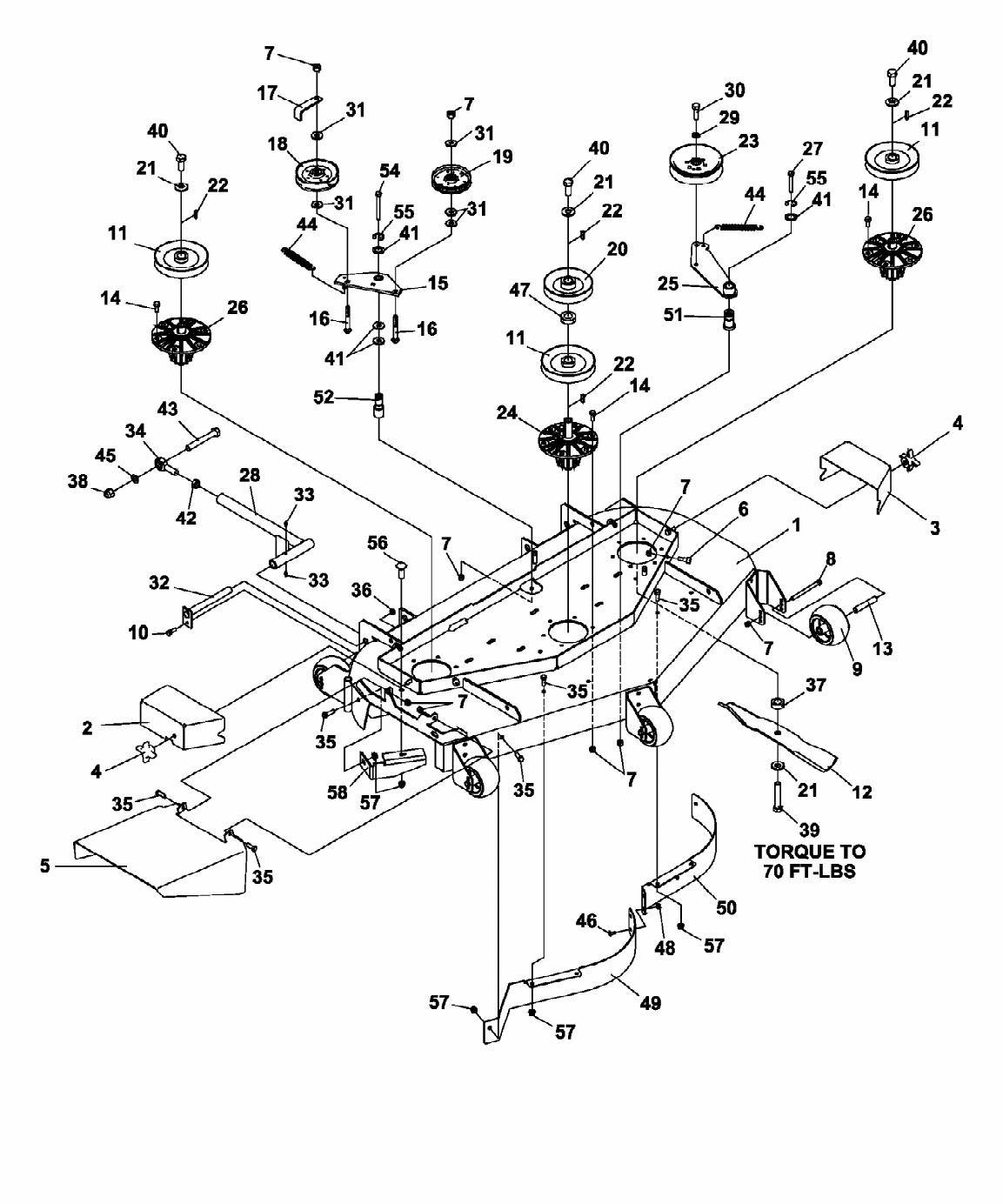bobcat mower wiring diagrams diagram and or partslist    942211a  diagram and or partslist    942211a