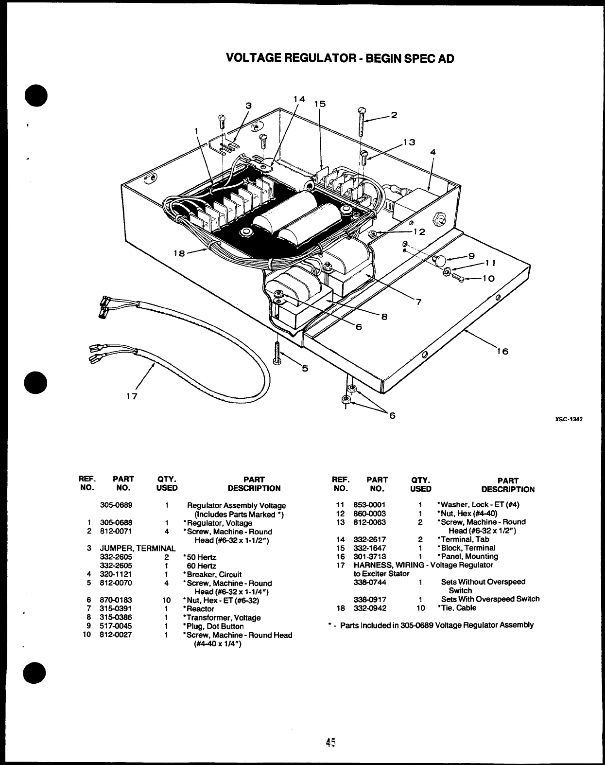 968 0221 onan mdjf spec a ad marine diesel gensets parts manual Onan Microquiet 4000 Wiring-Diagram 968 0221 onan mdjf spec a ad marine diesel gensets parts manual 10 1988