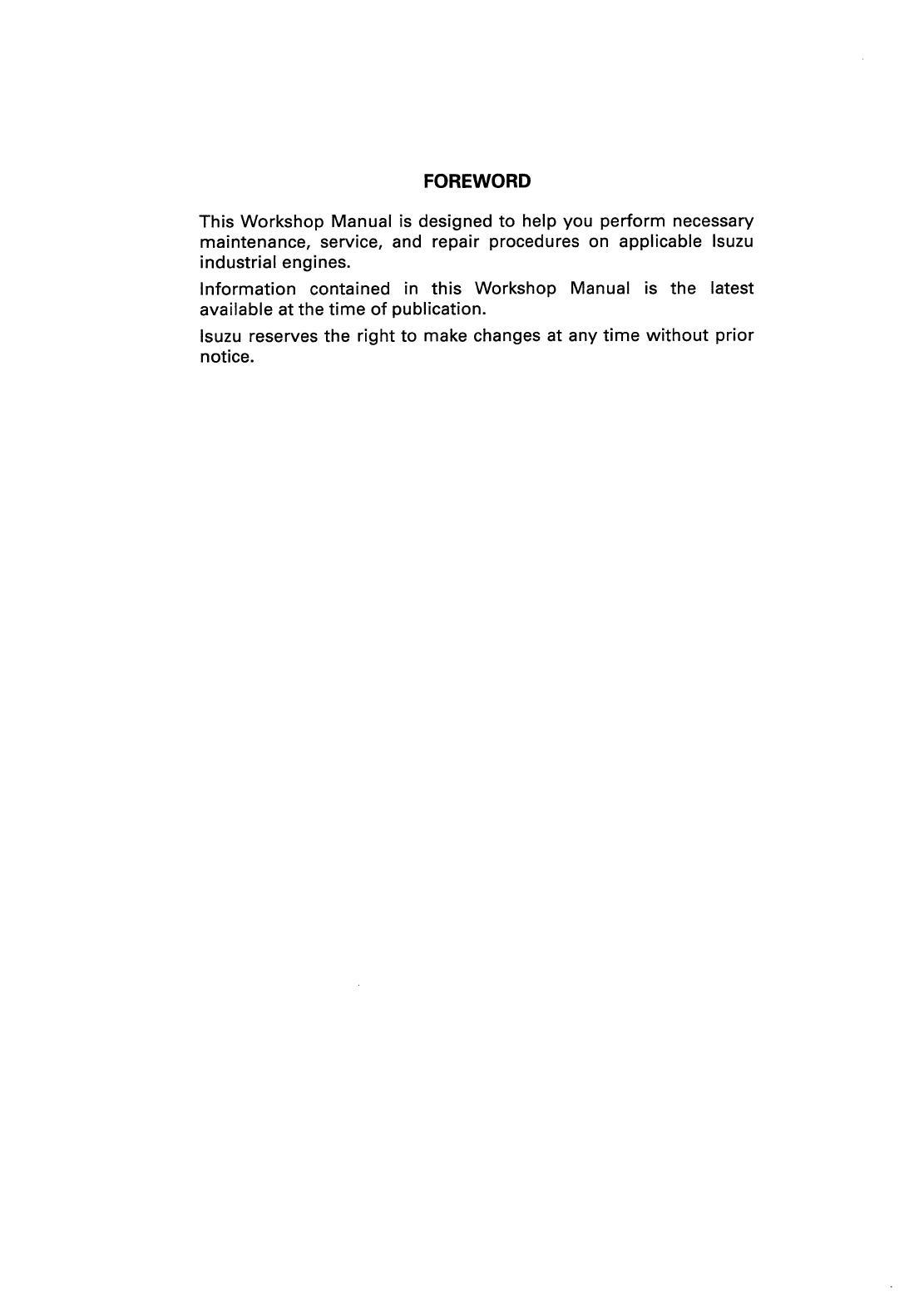 981 0525 Onan Hdcaa Hdcab Hdcac Hdcad Spec A D Isuzu 3la1 3lb1 Engine Diagram 0981 Impplanname Outputdate Outputtime Cyan Magenta