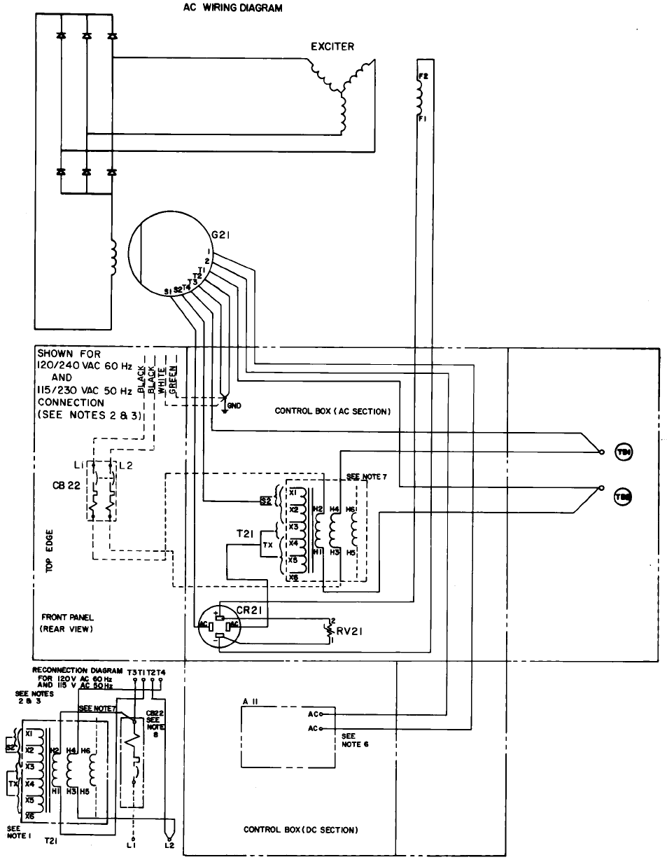981 0600 Onan Mdkc Mdkd Series Marine Diesel Genset Installation Manual  05 1990