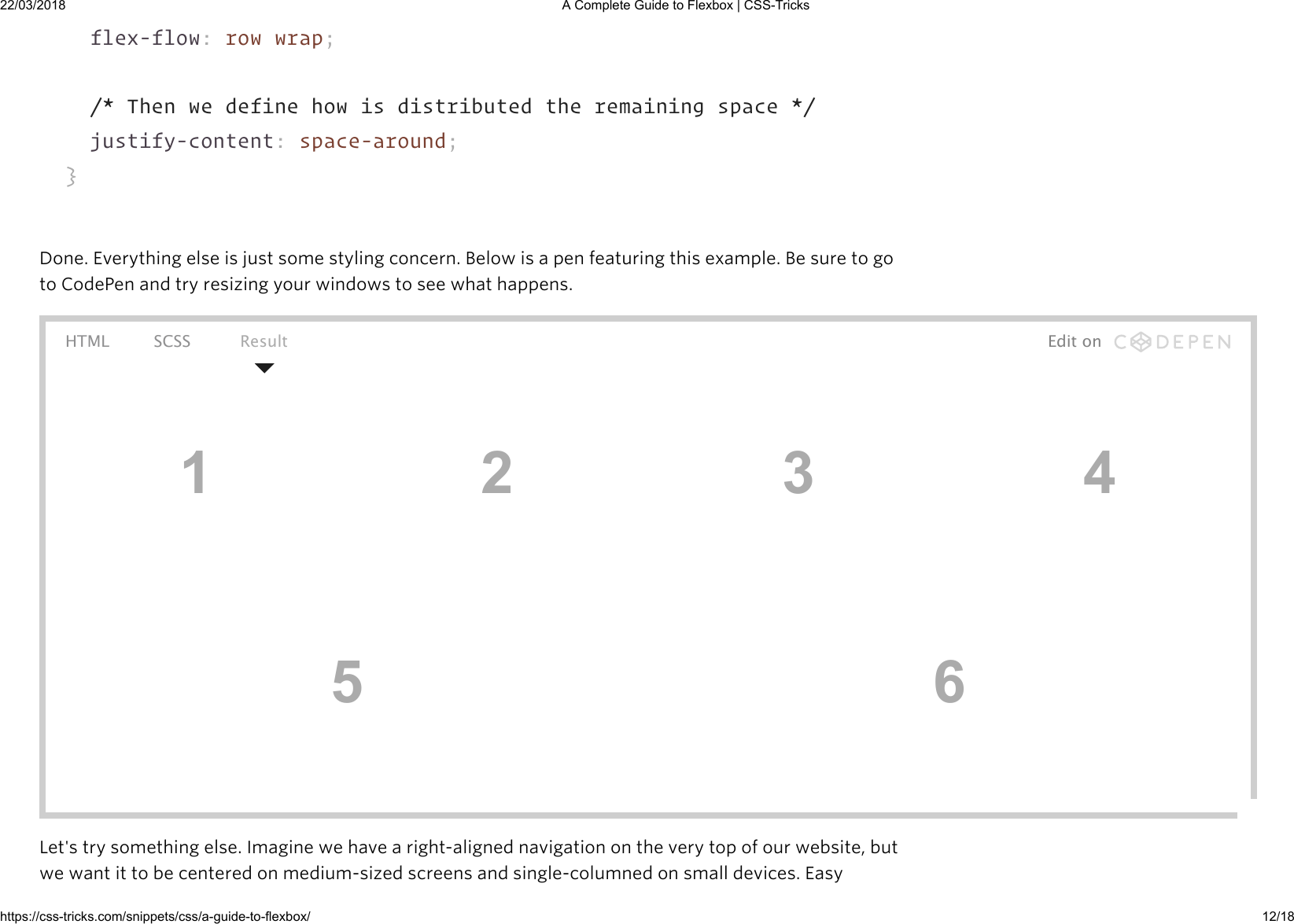 A Guide To Flexbox CSS Tricks