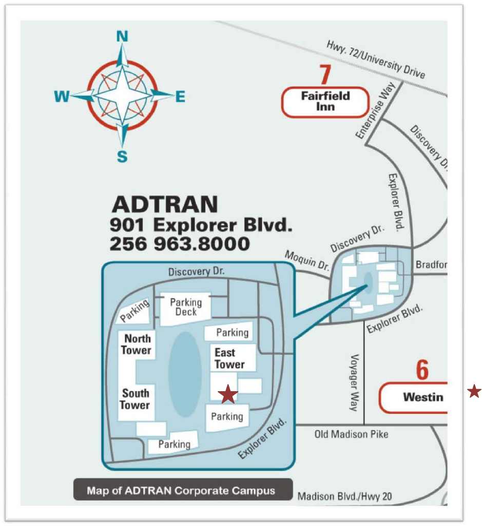 ADTRAN_Campus_map ADTRAN Campus Map