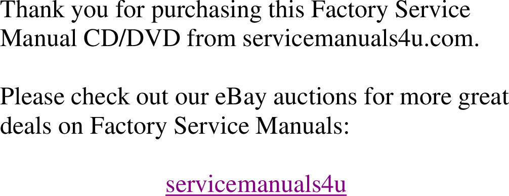 laptop repair service manuals gb dvd ebay