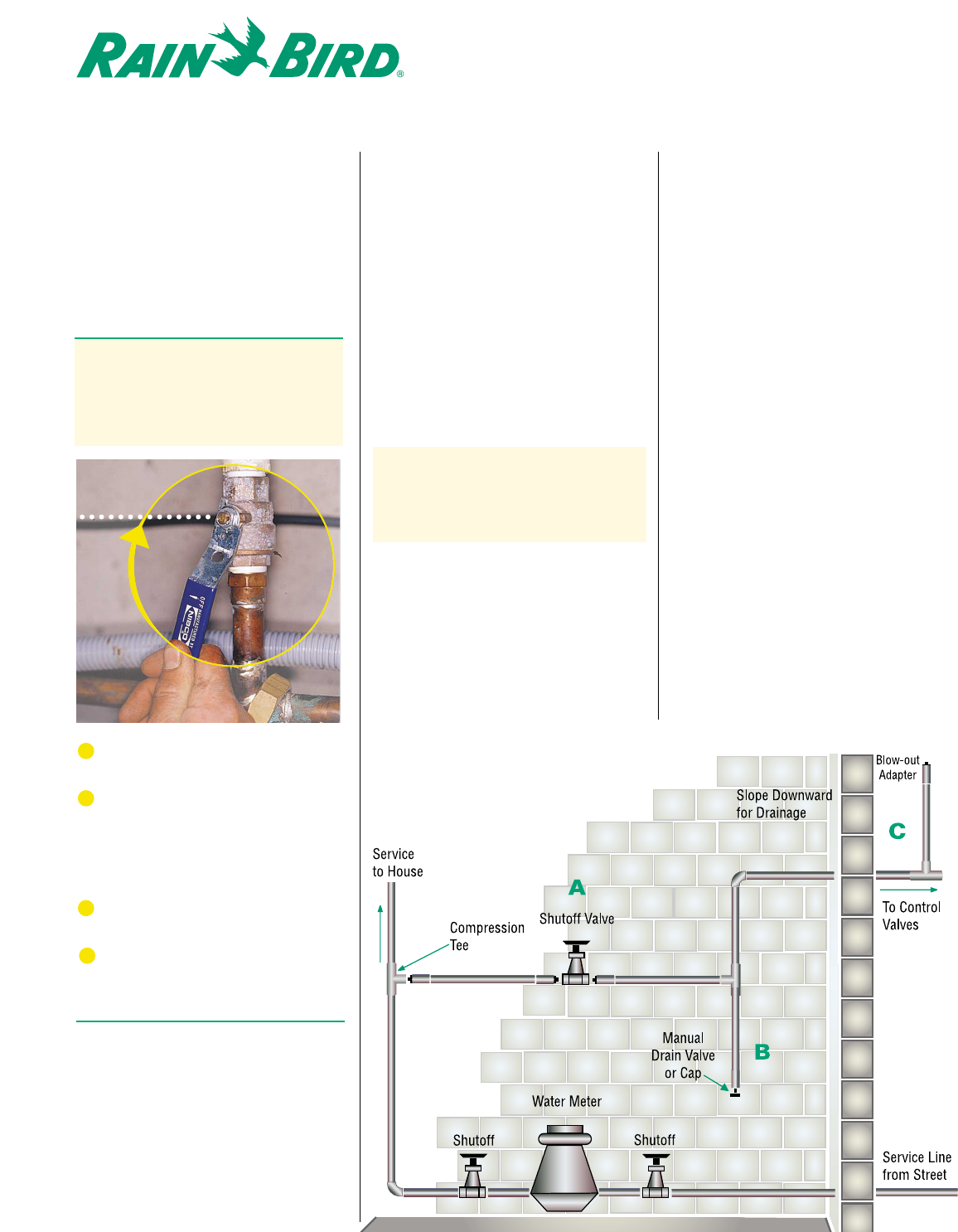 Sprinkler Valve Diagram Wiring Diagram Two Valves