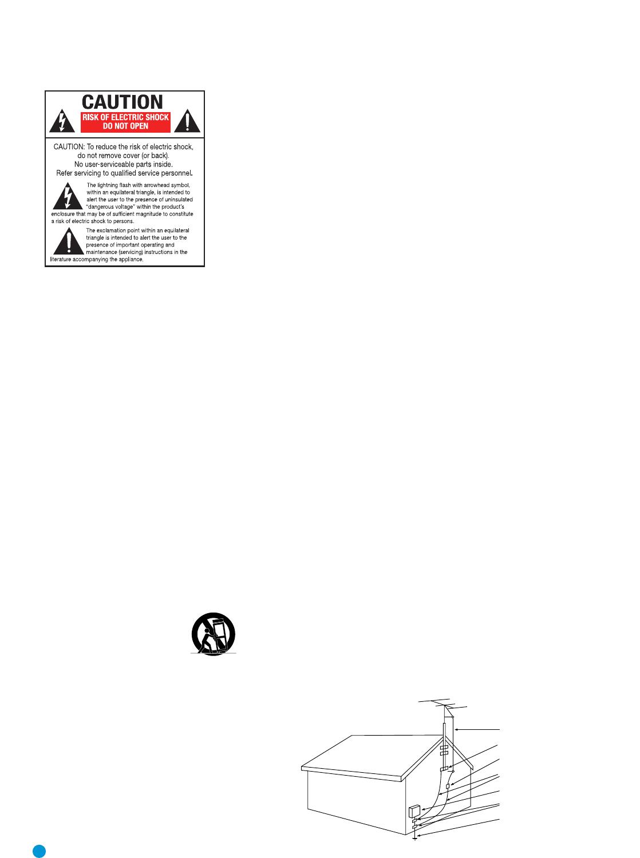 Harman Kardon AVR 245 Receiver Owner's Manual AVR245om Lores