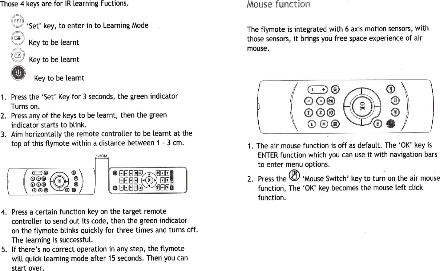 Air Mouse C2 User Manual ME TV Solutions