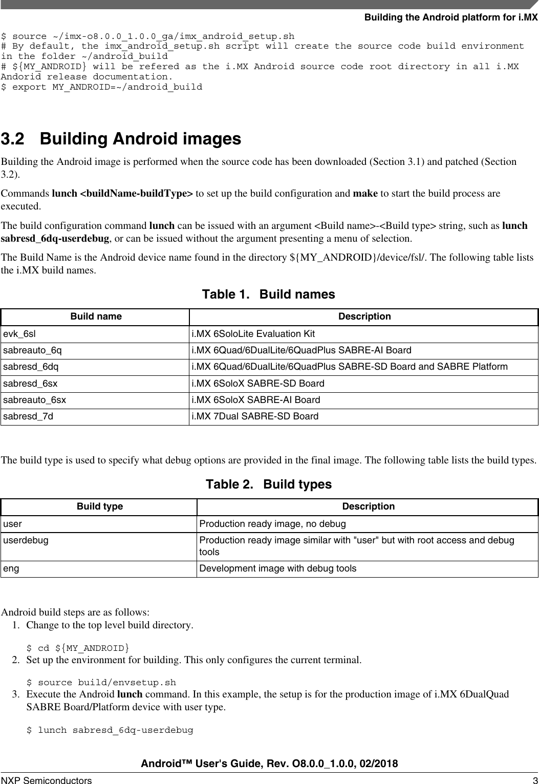 Android™ User's Guide Android Oreo 8 0