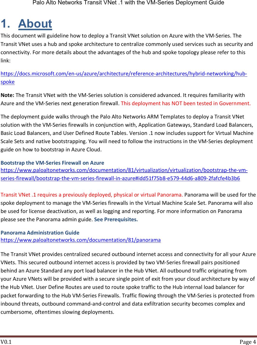 Azure_Transit_vNet 1_Deployment_GuideRev1 2x Azure Transit