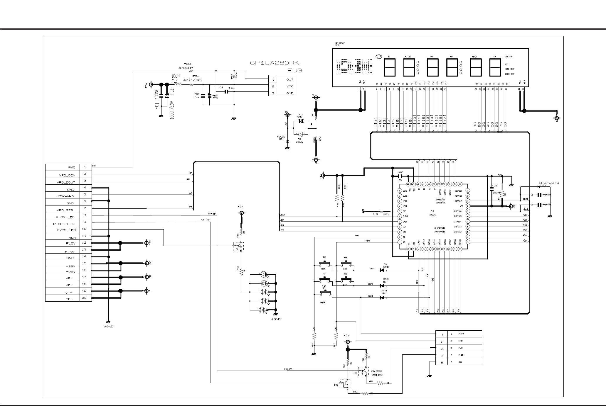 Bdp1500 1w 4w 6w 10w 12w Led Driver Circuit Smps Making Easy Circuits 7 20 This Document Can Not Be Used Without Samsungs Authorization Samsung Electronics Schematic Diagrams