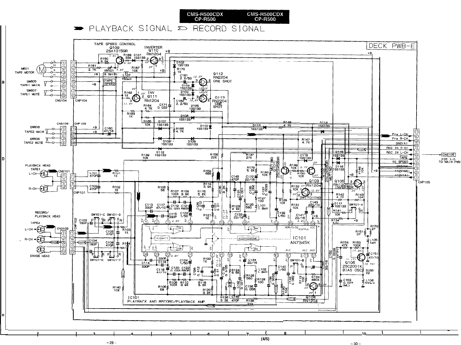 CMSR500