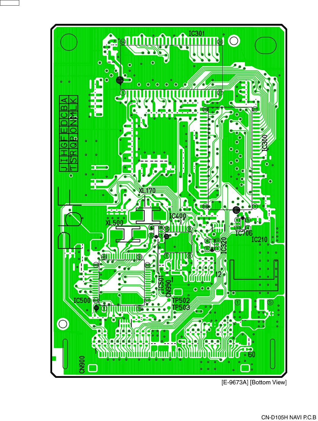 Panasonic K0L1BA000022 Switch