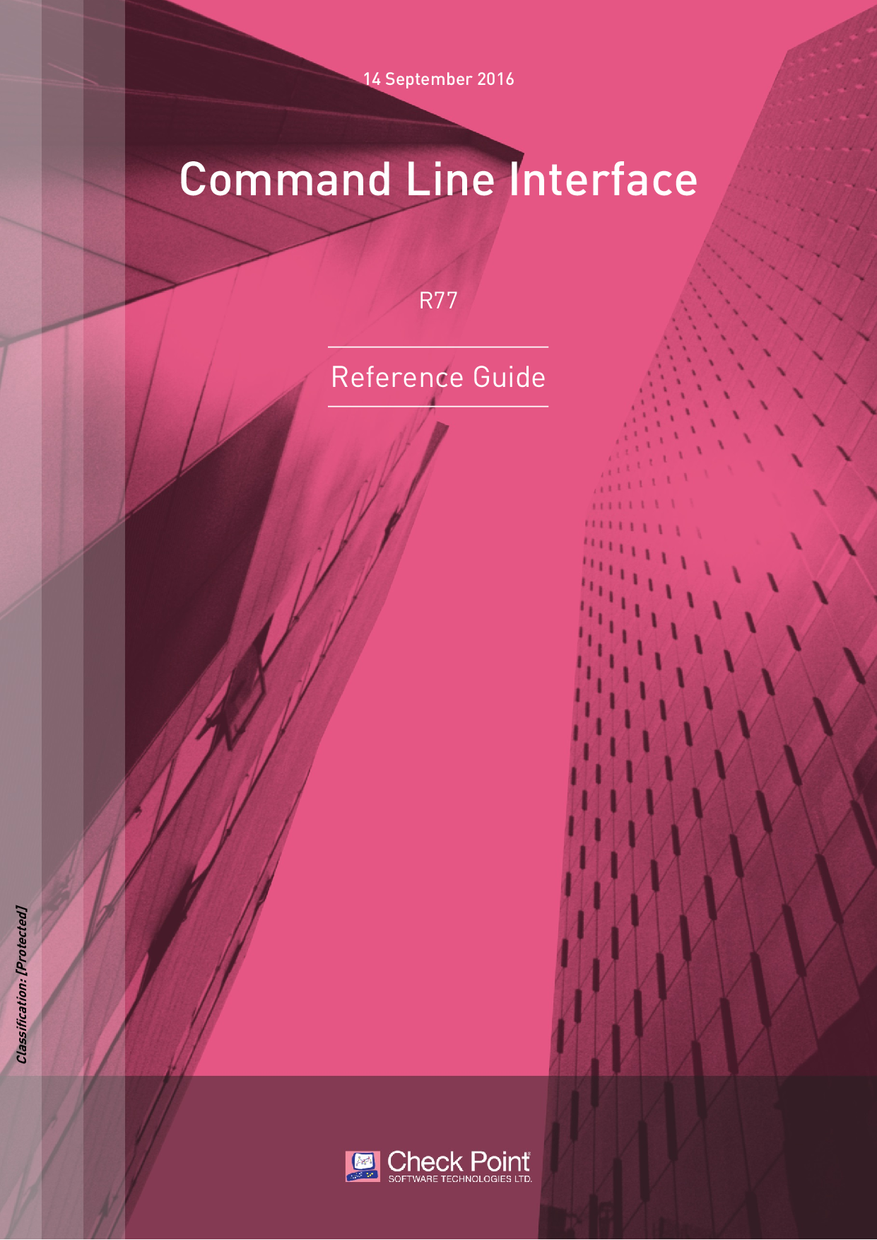 Command Line Interface Reference Guide R77 CP CLI