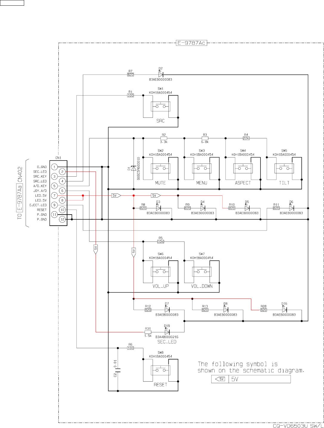 Panasonic Cq Vd6503U Wiring Diagram from usermanual.wiki