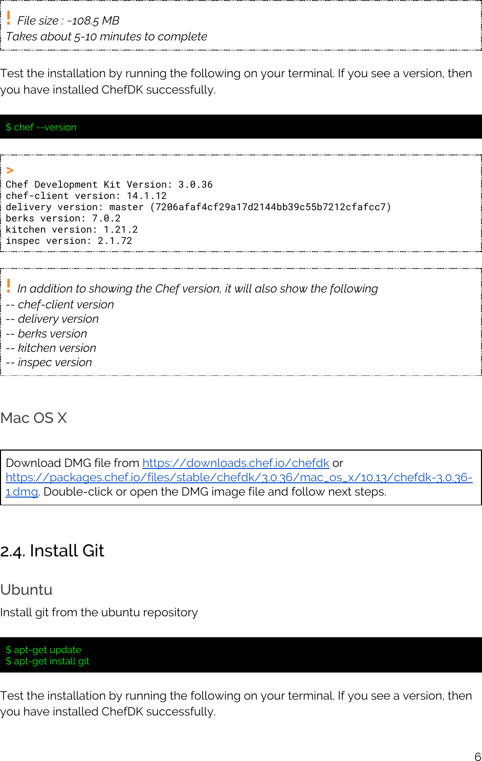 Chef 101 Installation And Configuration Guide
