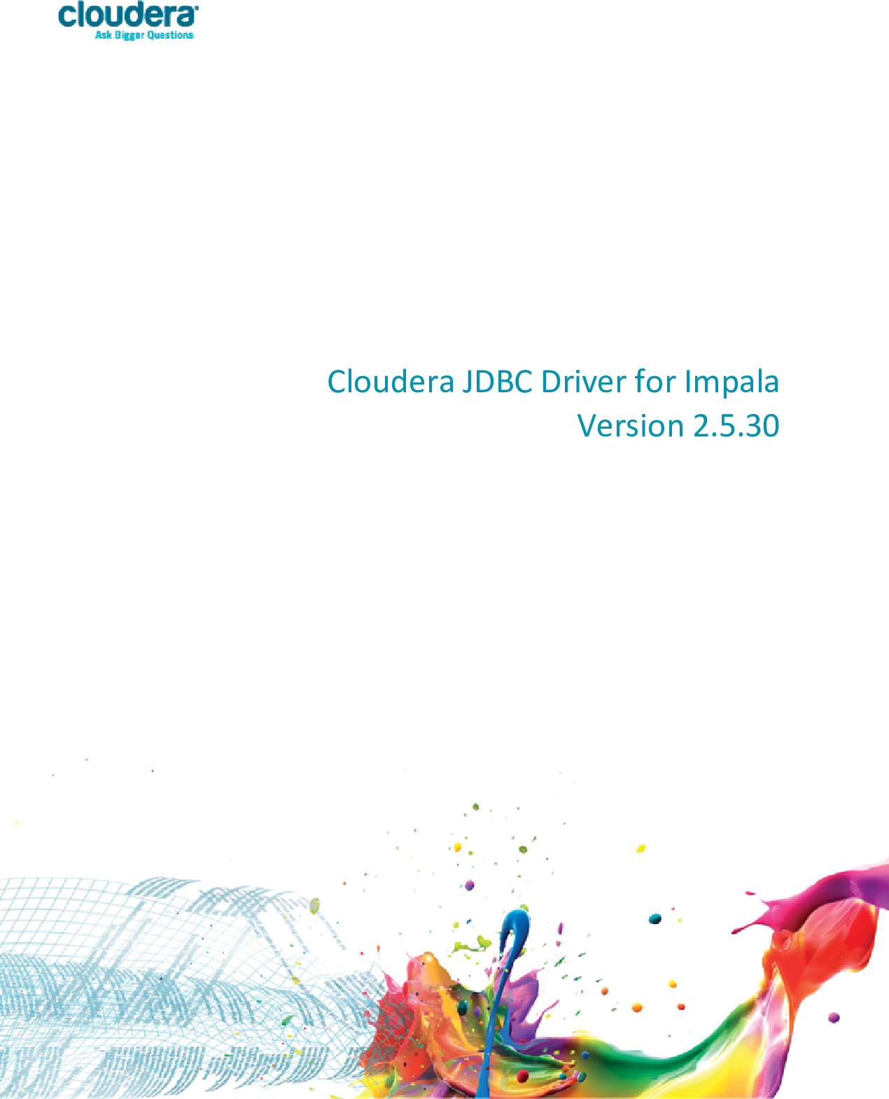 Cloudera JDBC Driver For Impala Installation And