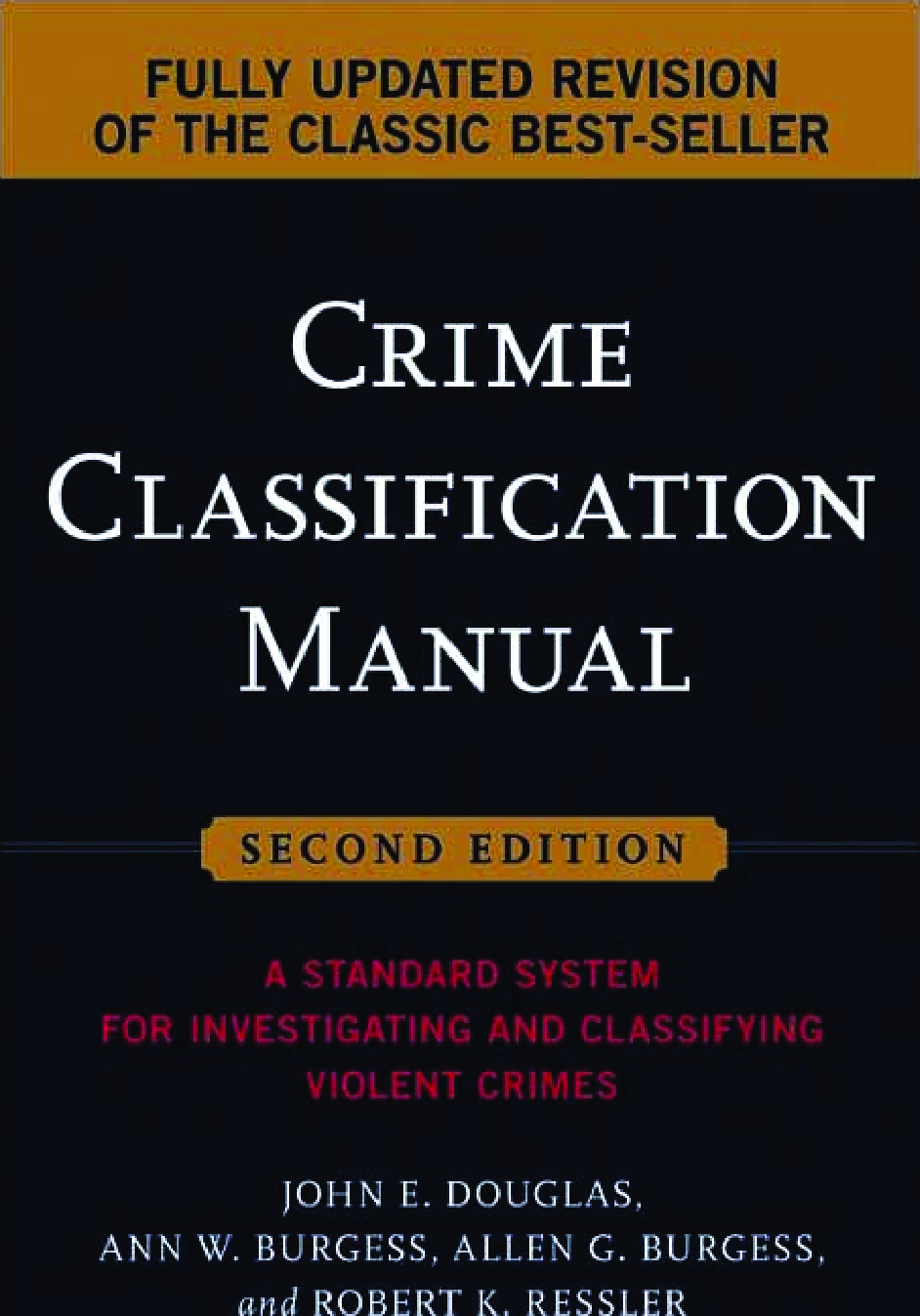 Crime Classification Manual 1989 Oldsmobile Cutlass Supreme 28l Engine Compartment Dash Fuse Box Diagram Crime20classification20manual2109397925 User Guide Page 1