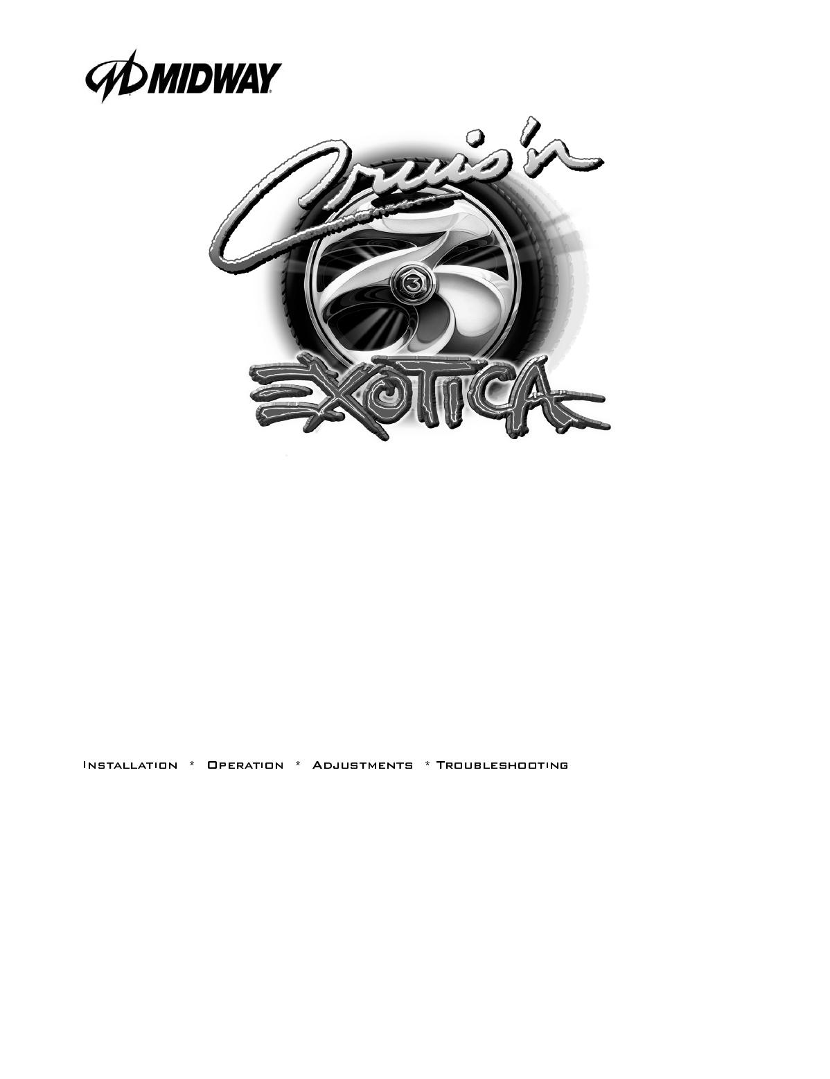 Crusin/' Exotica Gas N Break Pedal