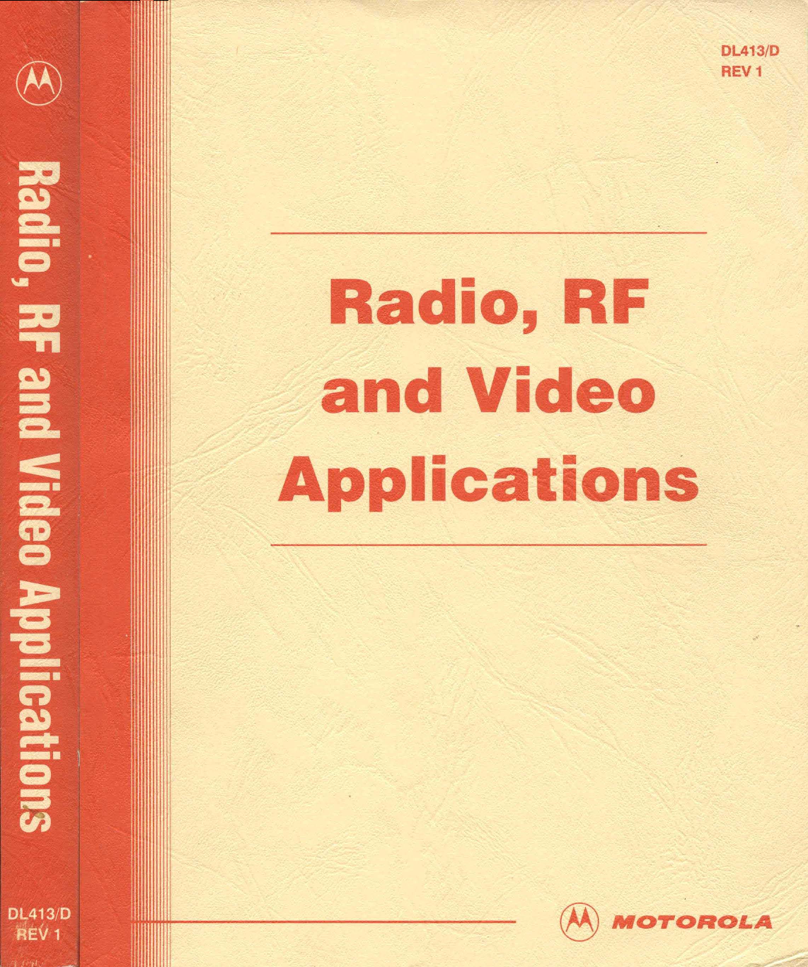 Dl413 Rev 1 Motorola Radio Rf And Video Applications 1994 Super Zener Variable Diode Circuit Using 741 Op Amp