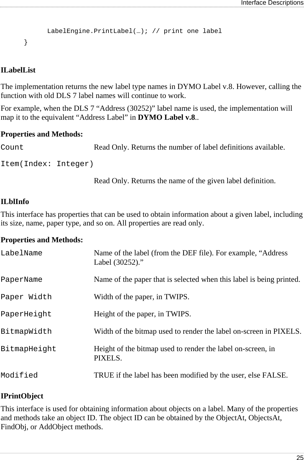 DLS SDK Manual