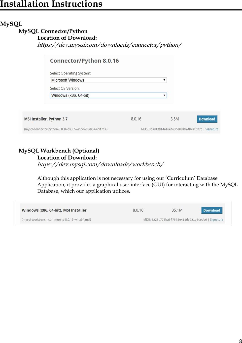 DbDeveloperManualx Developer Manual