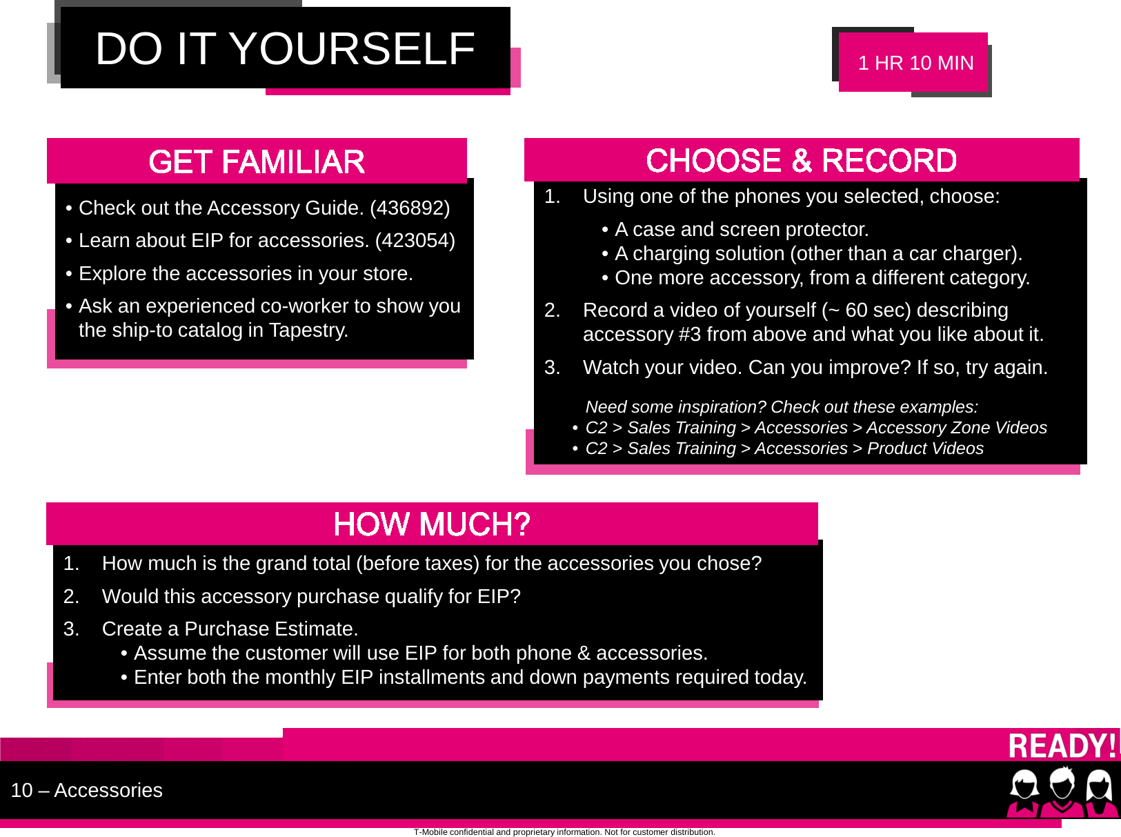 Presentation Do It Yourself Guide