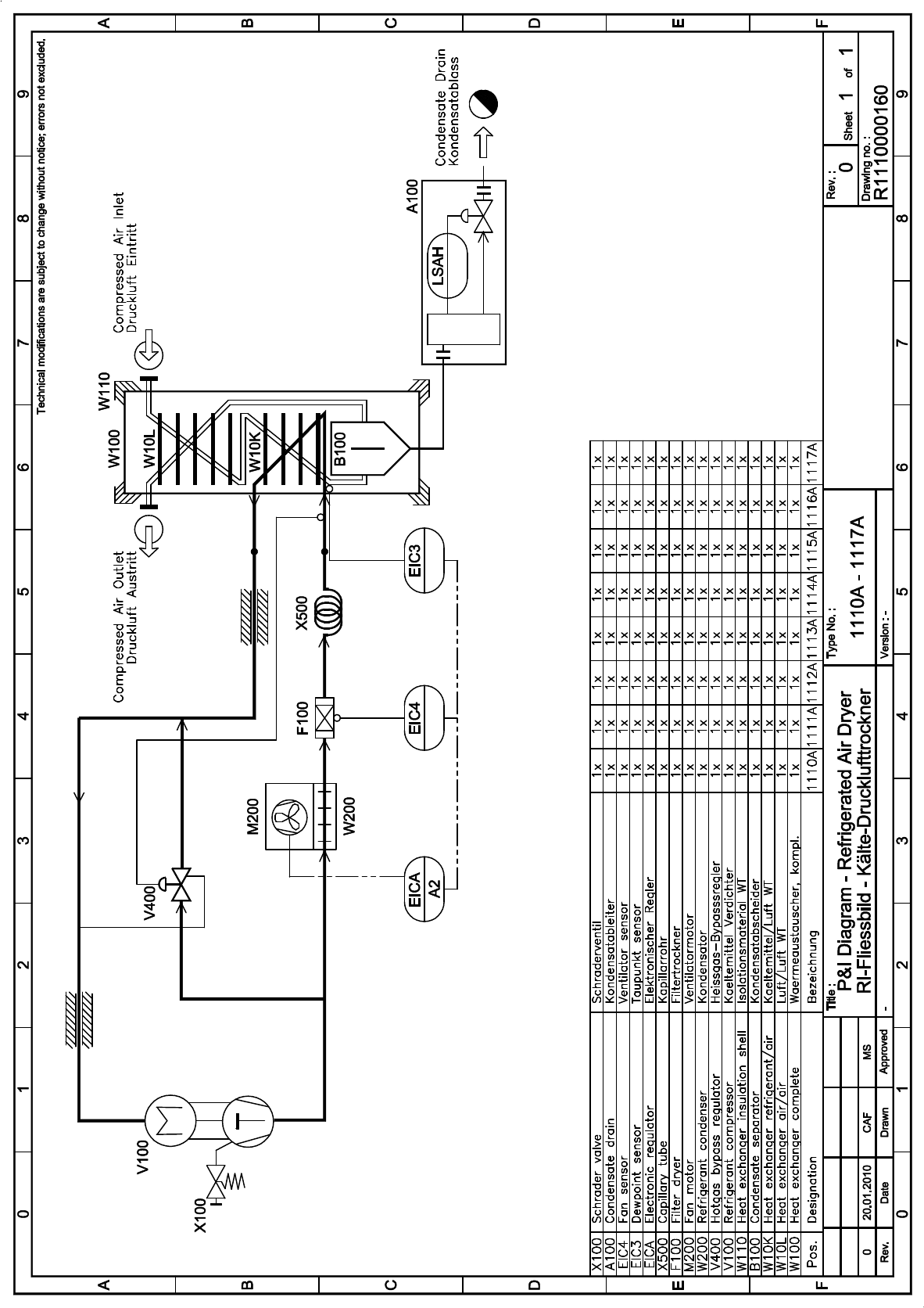 O11100000009_EN_2010 12 Donaldson Ultra Filter User Manual on