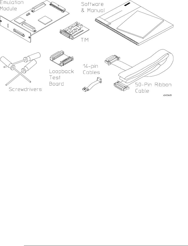 Emulation For The Motorola M Core Users Guide E3455