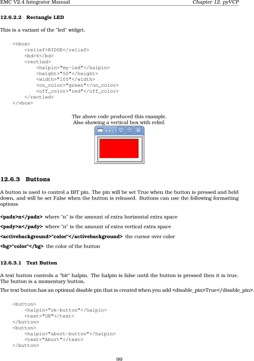 EMC2 Integrator Manual