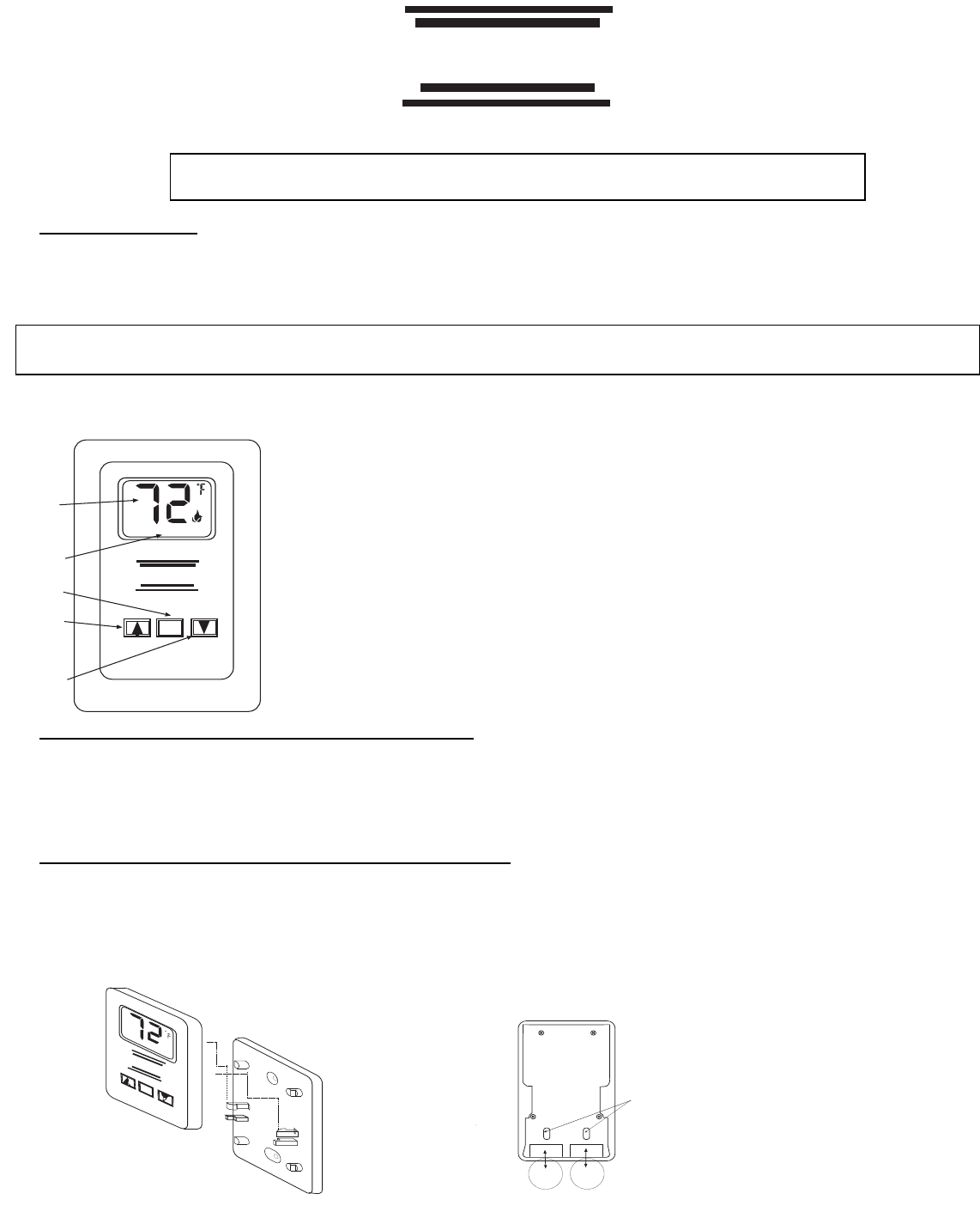 Trw 1 A Instructions New Empire Installation And Operating Wall Furnace Wiring Diagram