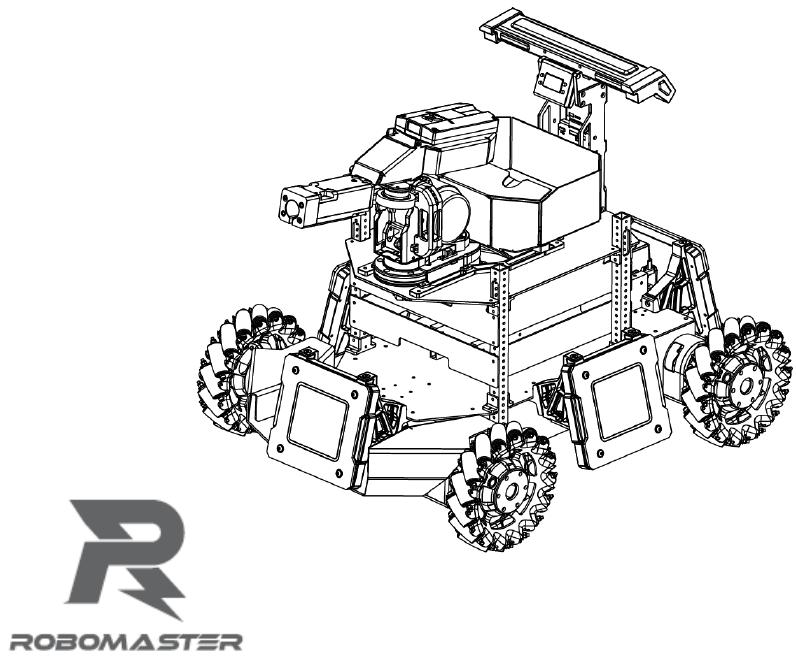 En Icra 2018 Dji Robo Master Ai Robot User Manual