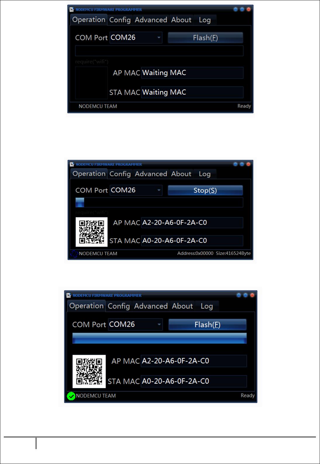 Esp826612e User Manual Flasher Flaser Sen 12 Volt Universal 14