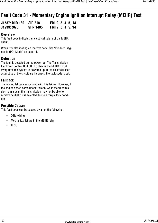 Freightliner Abs Code 136