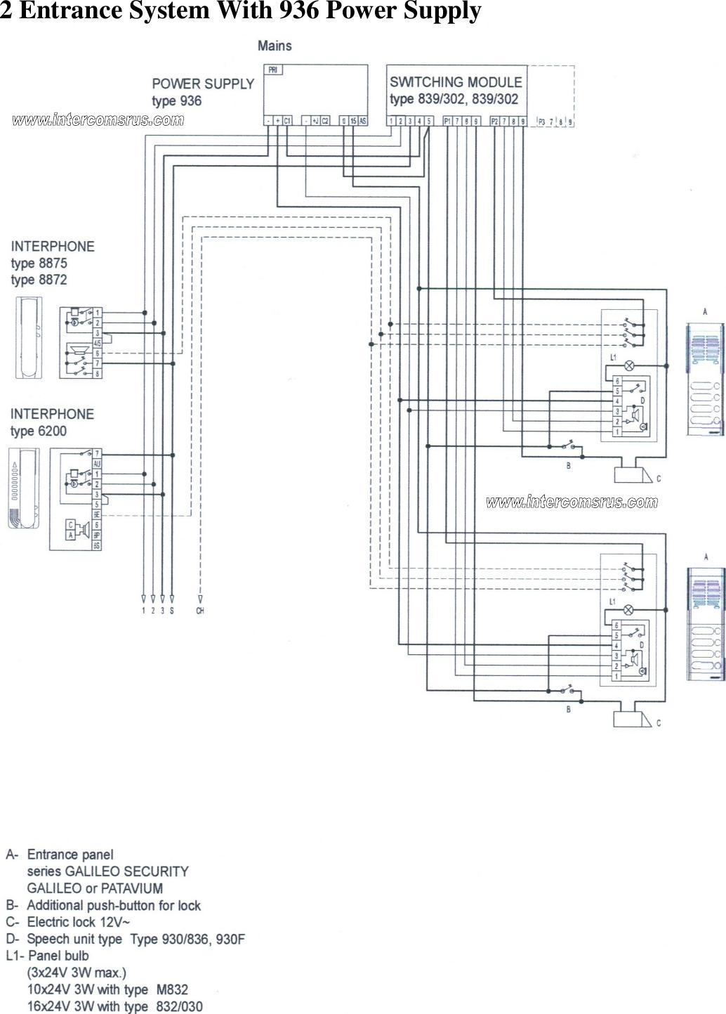Pleasing Elvox 6200 Intercom Handset Data Sheet Elvox6200 Wiring Digital Resources Honesemecshebarightsorg