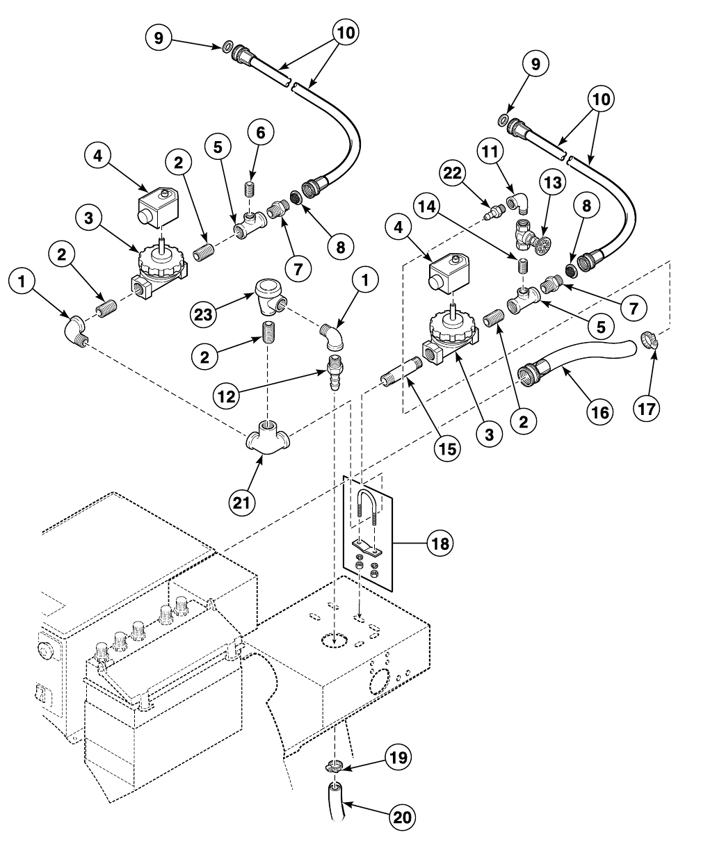 Washer Extractor Parts Manual 160 F232167 F430 Can Bus Diagram 44