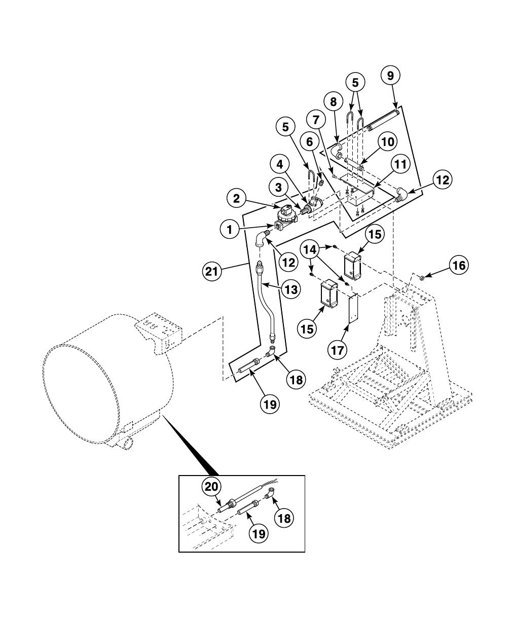 Washer Extractor Parts Manual Uw125av F232184 F430 Can Bus Diagram 60
