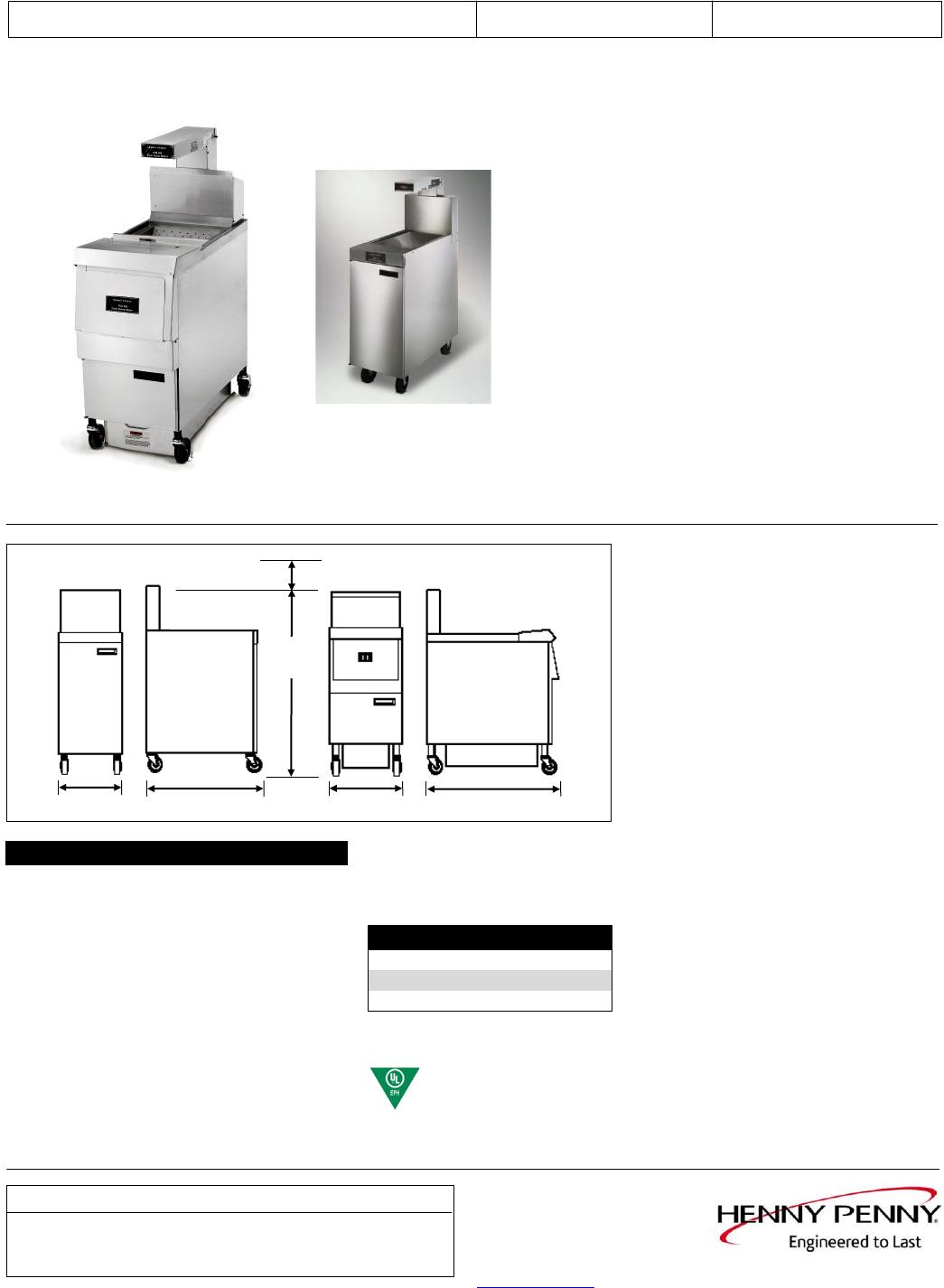FDS 100 200 Dump Station Data Sheet