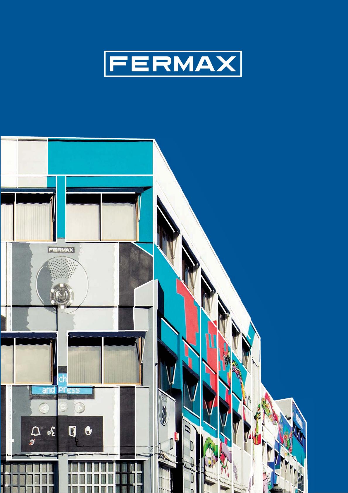 fermax monitor loft vds manual