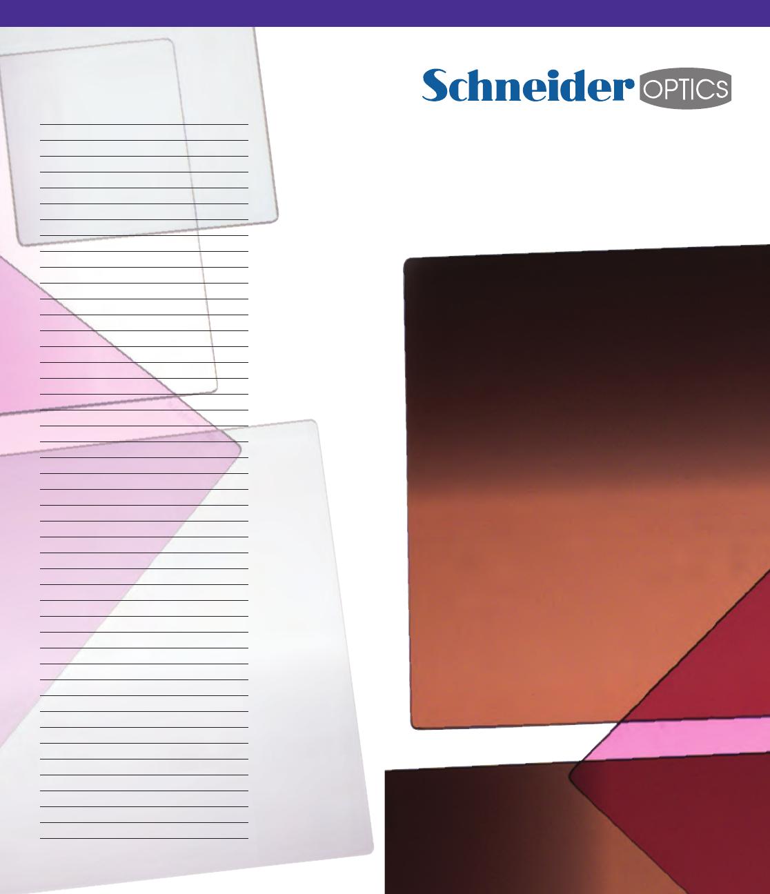 Schneider 138mm Three-Stop Unmounted Neutral Density 0.9 Circular Polarizer Filter