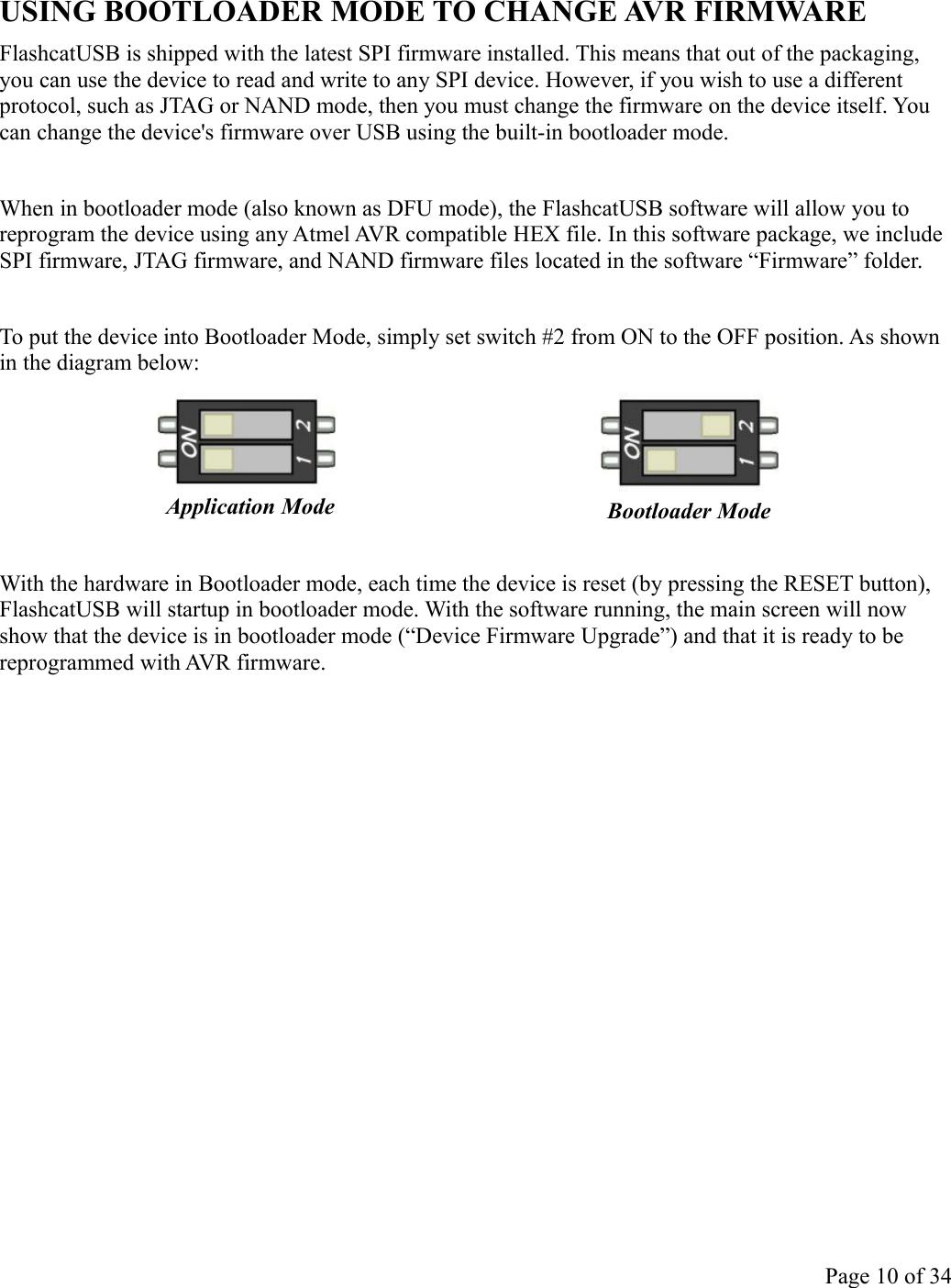 Flashcat USB Manual