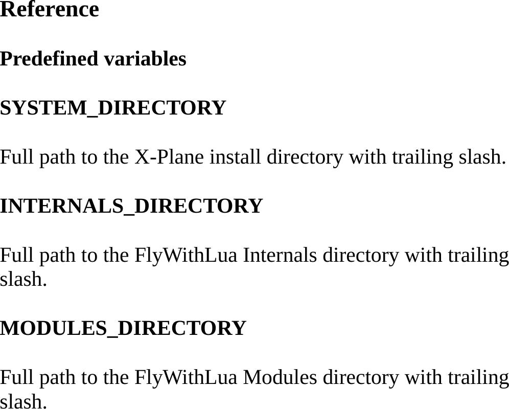 Fly With Lua NG En Manual