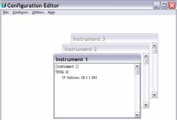 Chemstation Software