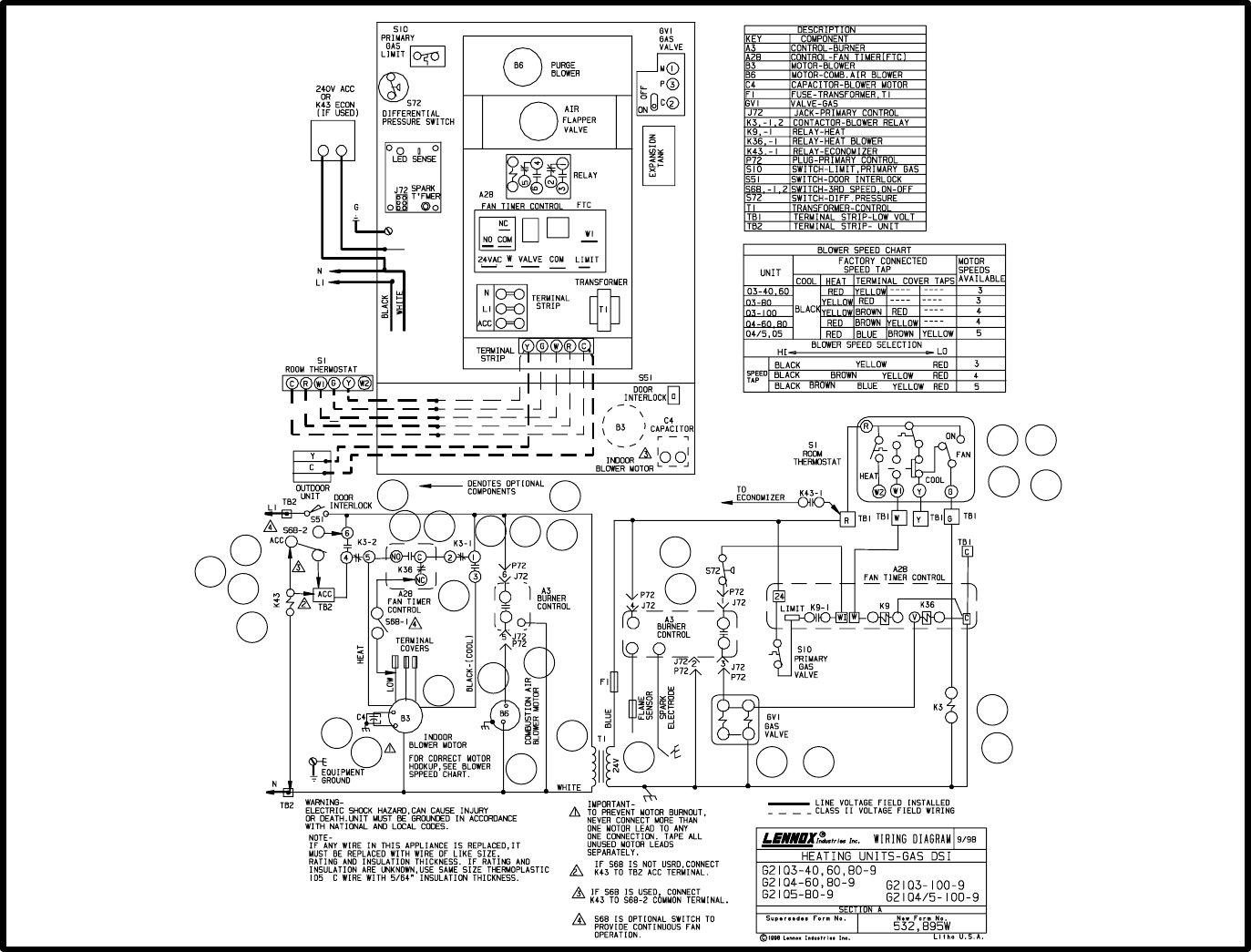 Lenox Furnace - Wiring Diagram Database on lennox g16, lennox g20, lennox g12,