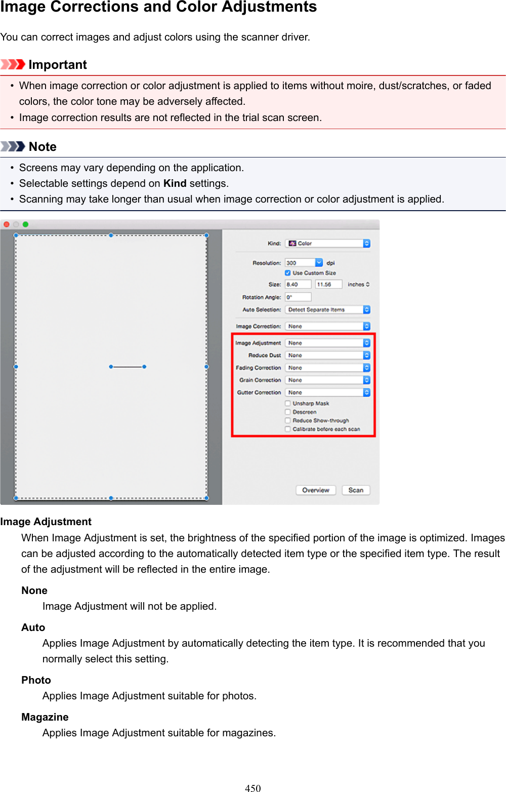 G3000 Series Online Manual G3000ser Mac EN V02