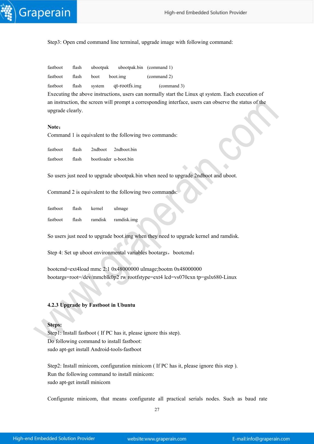 G6818 Linux QT User Manual 201612