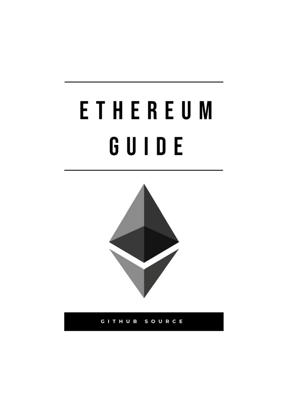 GETH Guide