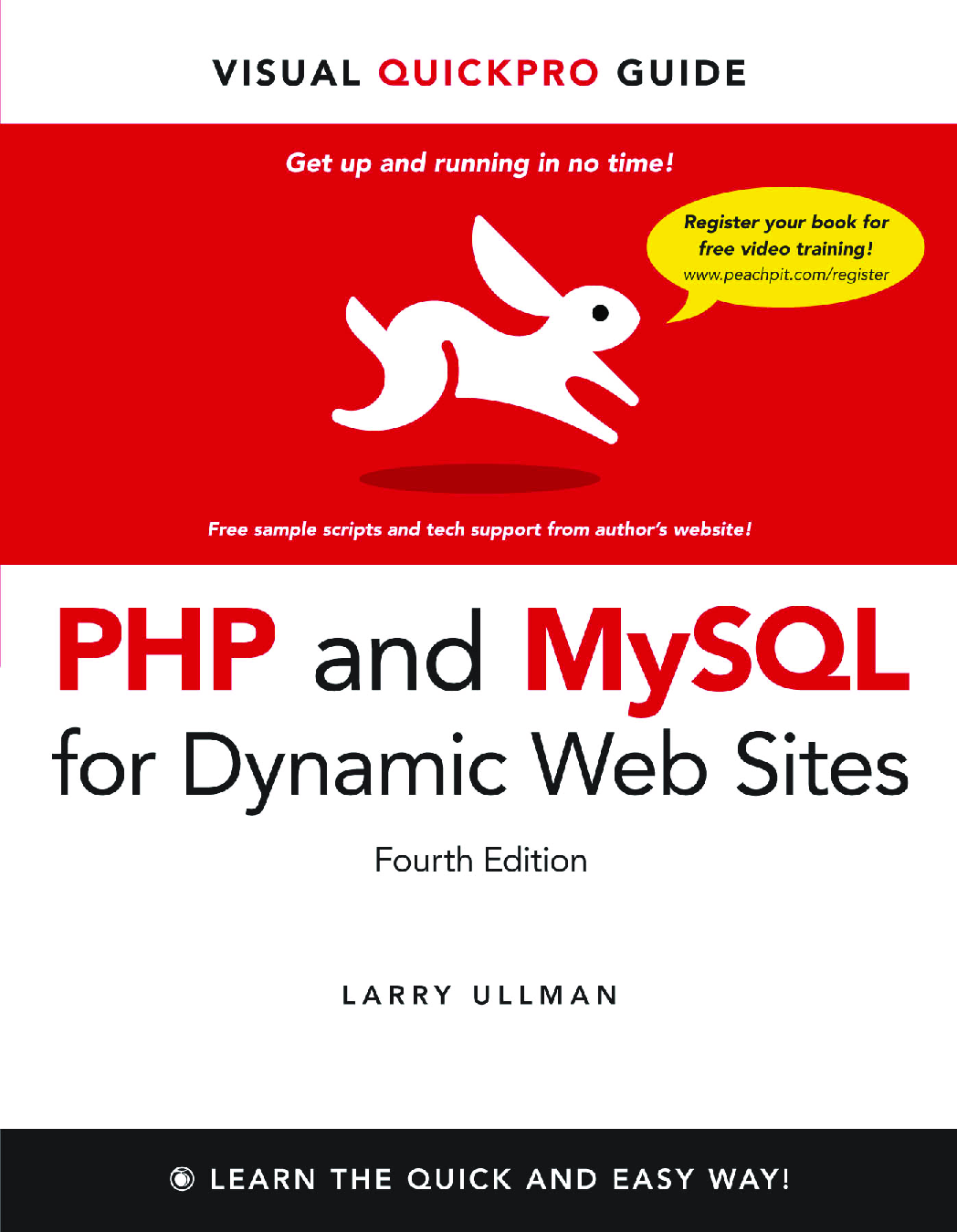 PHP And MySQL For Dynamic Web Sites GFX PHP and My SQL for