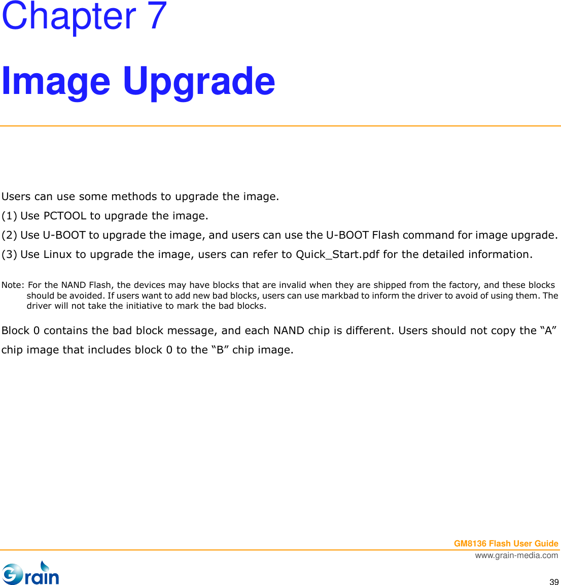 Description GM8136 Flash User Guide V1 0