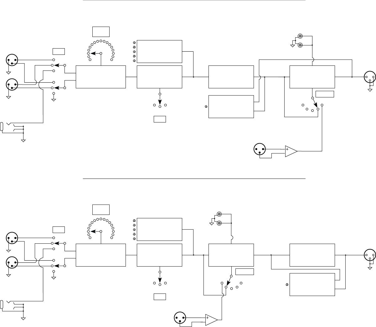 Discrete Vca Schematic