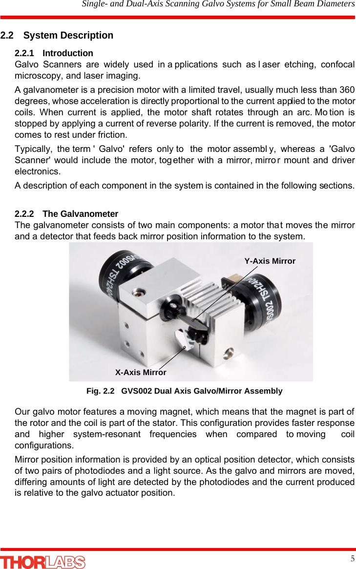 Ha0193T_21_Scanning Galvo System GVSM001 M Manual
