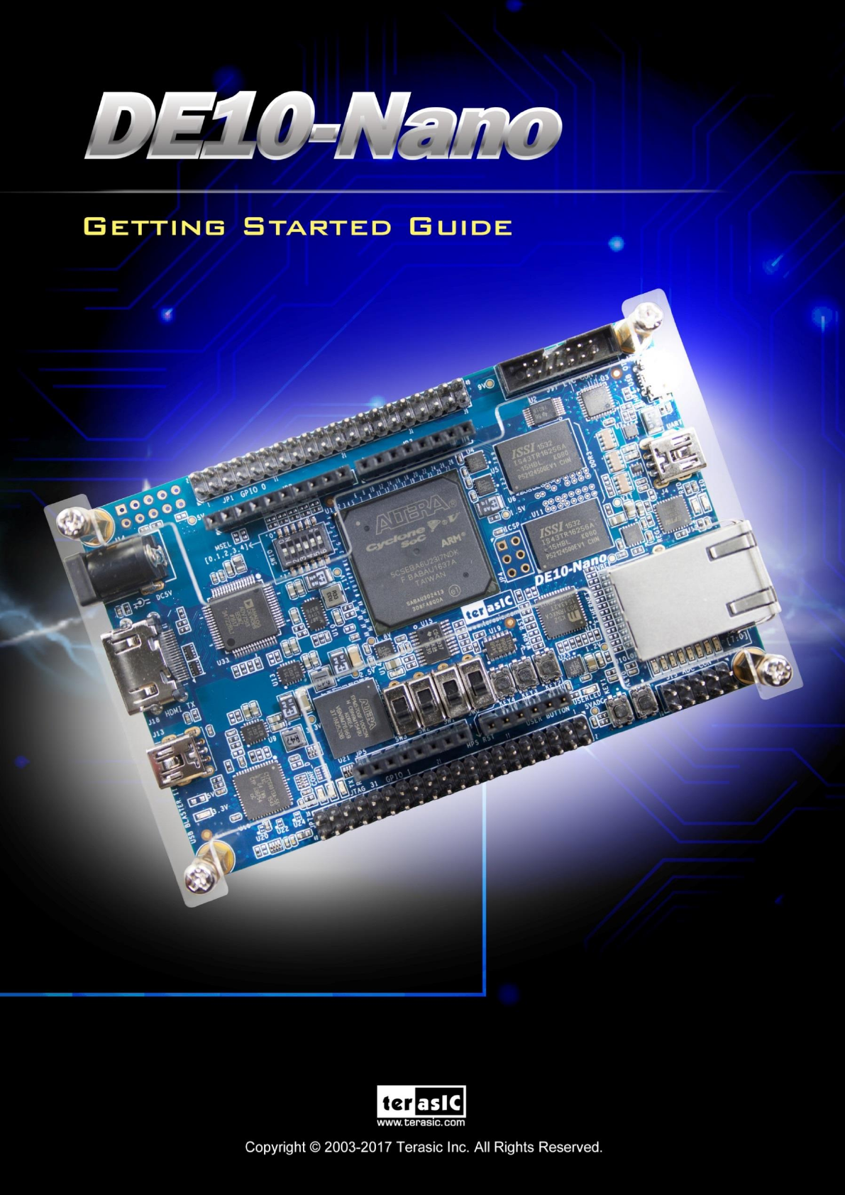 Getting Started With SoCKit Board Guide